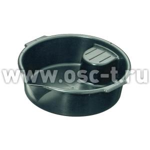 Поддон для слива масла Topex 120_24 110 пластик 6 л (арт: Top_120_24110)