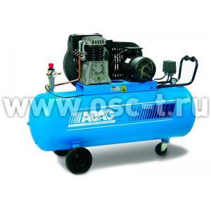 Компрессор масляный с ременным приводом B4900_200CT (арт: 3995)