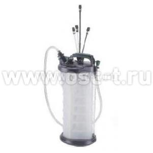 Установка для откачки масла GROZ PA-1011A 11 л (арт: PA-1011)