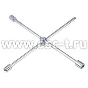 Ключ крест складной FORCE 681500 (арт: 681500)
