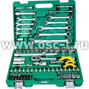 Набор инструментов универсальный ARSENAL AA-C1412L82 (арт: 1920830)
