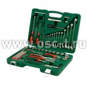 Профессиональный набор инструментов для автомобилей (арт: НАБ.14.12.87)