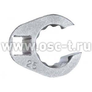 FORCE Ключ разрезной ВОРОНЬЯ ЛАПА 21мм 3/8 F751321 (арт: 751321)