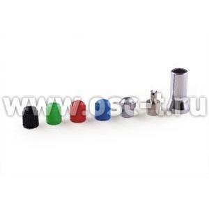 Шиномонтажные материалы: колпачки хромированные 08-1005 (арт: 08-1005)