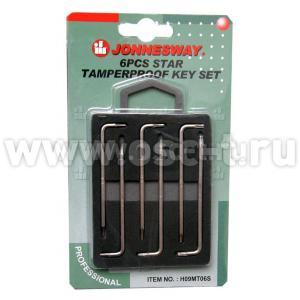 Набор Torx Jonnesway Г-образных ключей (арт: 47101)