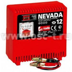 Зарядное устройство для аккумулятора Nevada 12V (арт: TEL_807624)