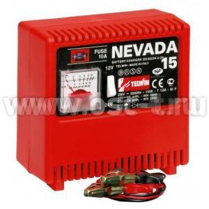 Зарядное устройство  для аккумулятора NEVADA 15V (арт: TEL_807626)