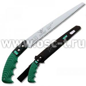Пила Samurai  с прямым полотном в чехле с поясным креплением BGS-300-SH (арт: BGS-300-SH)