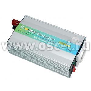 Преобразователь напряжения MEGAPOWER 12-220В  S-32007(арт: 4671)
