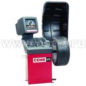 Балансировочный станок автоматический CEMB (арт: C 75)