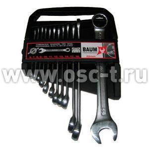 Набор ключей комбинированных BAUM (арт: 30-12MP)