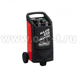 Пуско зарядное устройство BLUEWELD MAJOR 420 230V 12-24V 829624/829811/829802 (арт: TEL_829624)