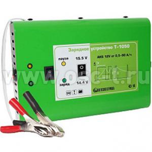 Электронное зарядное устройство Автоэлектрика T-1050 (арт. T1050)