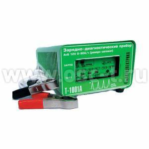 Электронное зарядное устройство Автоэлектрика Т-1001AР (автомат-реверс) (арт. Т-1001AР)