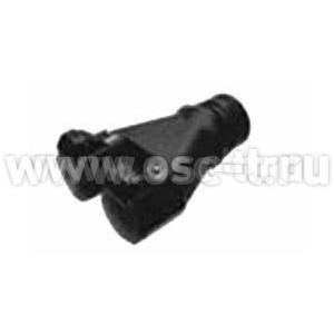 RUPES Разветвитель для шлангов пылеотвода для пневмомашинок  67.091/C (арт: 67.091/C)