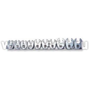 JONNESWAY Набор ключей разрезных  ВОРОНЬЯ ЛАПА (R19H310S) 0484201  (арт: 484201)