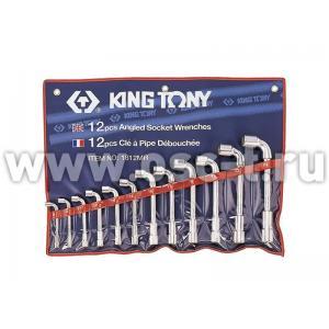 Набор Г-образных ключей King Tony (арт: 1812MR)