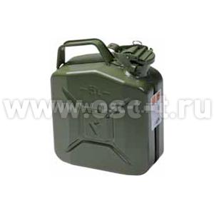 Канистра стальная 5л REX5M (толщина стенки 0,8мм) REXXON /1/5 (арт. REX-5M)