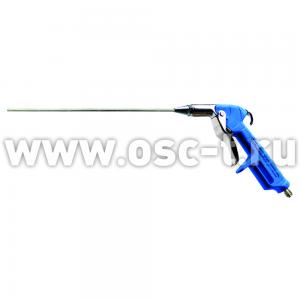 ASTURO Пистолет продувочный (50067 PA/6LL) нос 300 мм обрезиненная ручка (арт. 50067)