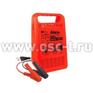 Электронное зарядное устройство FUBAG RAPID 120/12 220V 12V_7A _30-120Ач (арт. 28129)