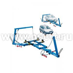 Стенд для правки кузовов легковых автомобилей МАСТЕР КС-106 Mx10 SIVIK (арт: КС-106 Mx10)