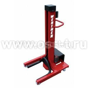 Подъемник мобильный электромеханический Werther-Oma SPRINT JACK грузоподъемность 1000 кг (арт. Sprintjack)