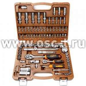 Набор инструмента 94 предмета двенадцатигранный OMBRA OMT94S12 55378 (арт. 55378)