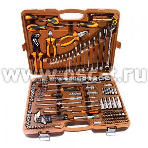 Набор инструмента 143 предмета OMBRA OMT143SL (арт. 55565)