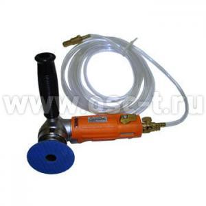 Шлифовальная машина SUMAKE ST-77492 пневматическая с подводом воды (арт: ST-77492)