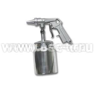 Пескоструйный пистолет MATRIX 57326 с бачком (арт: MAT_57326)