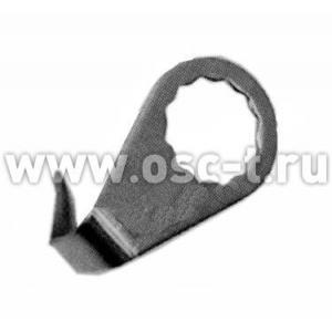 Нож для пневмоножа SUMAKE 6614-08-2А гнутый (арт: 6614-08-2A)