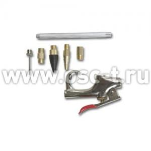 Продувочный пистолет MATRIX STANDARD 57336 с насадками (арт: MAT_57336)