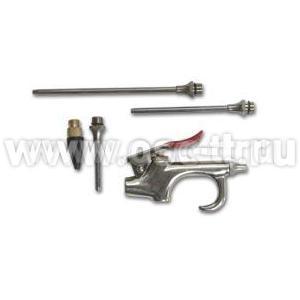 Продувочный пистолет MATRIX STANDARD 57338 с насадками (арт: MAT_57338)