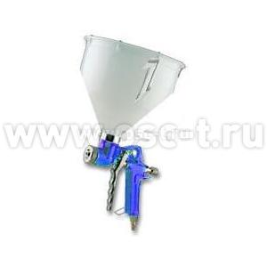 Краскопульт ASTURO Хопер-крошкомет 5 л (арт: 62007)