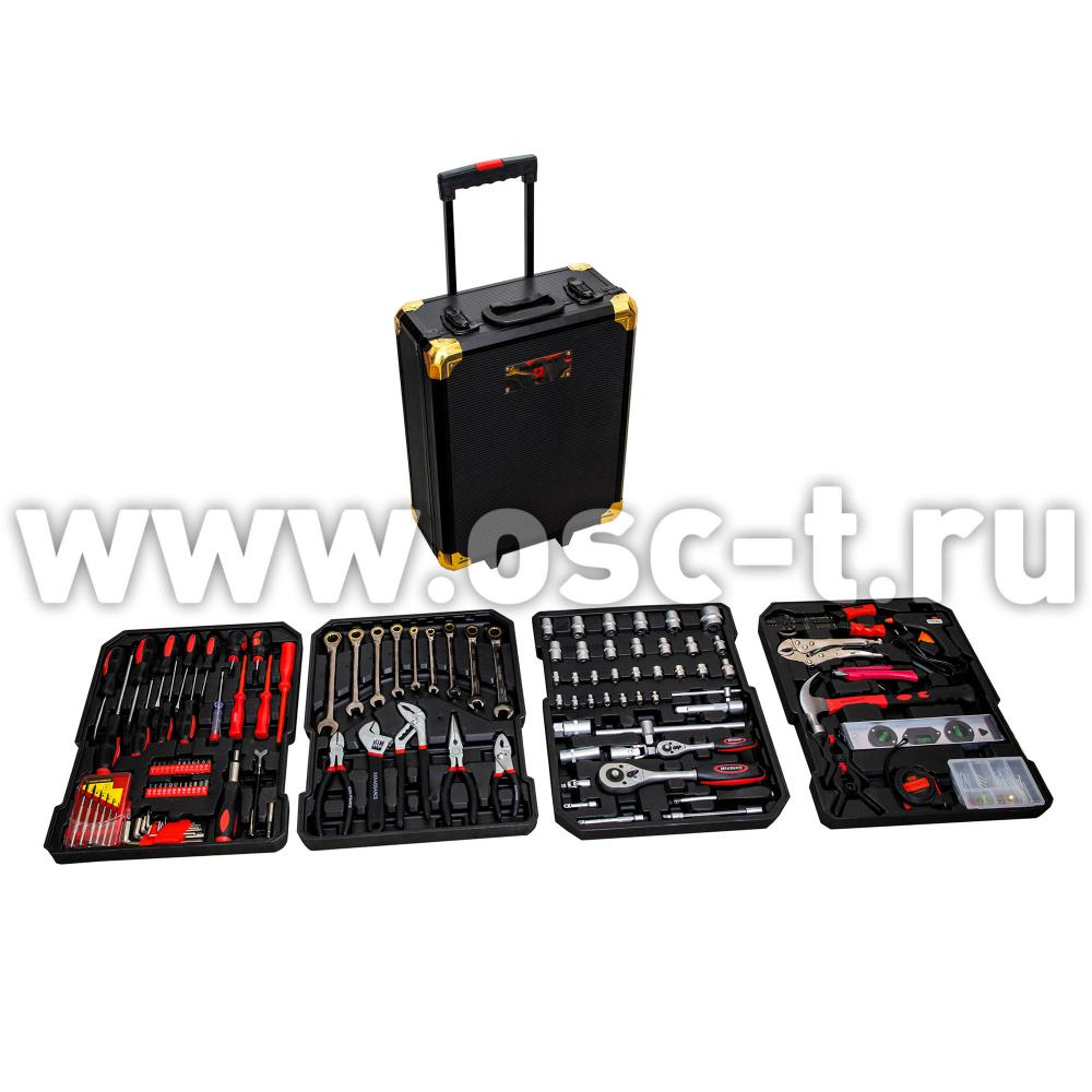 Набор инструмента Renaissance YD-1039-01 186 предметов (арт. YD-1039